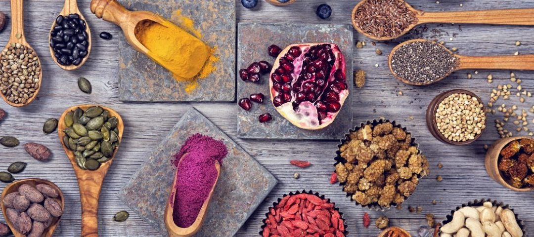 Superpotraviny – chutné a zdravé zároveň